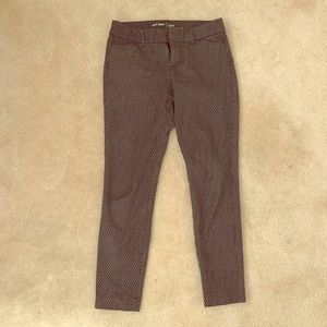 Old Navy Pixie Mid-rise pants